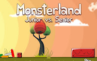 Monsterland Junior vs Senior walkthrough.