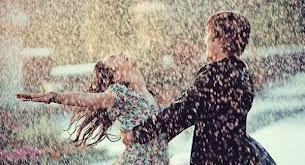 lluvia para Cosa que siento
