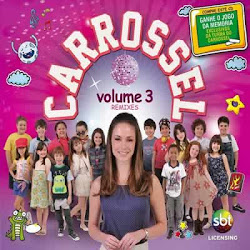 capa Carrossel Volume 3 Remixes (2013)