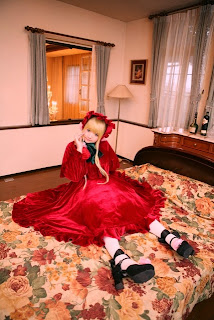 Rozen Maiden Shinku cosplay by Arisa 3