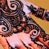 Simple Pattern Mehndi Designs