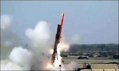 Cruise Missile Hatf VII Babur