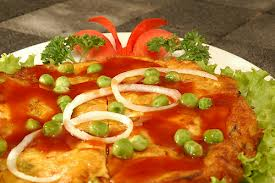 masakan Fu Yung Hai, membuat Fu Yung Hai