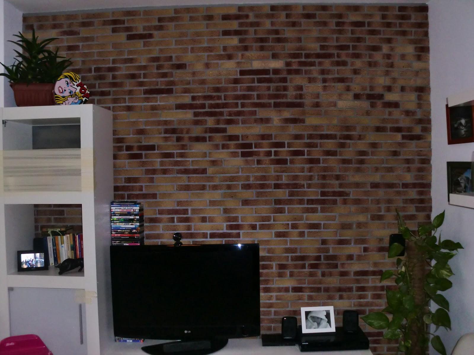 Mattoncini decorativi per interni plastica muro di - Lds pannelli decorativi ...