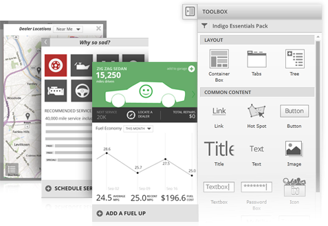 one of the fascinating wireframe tools used among worldwide developers is just in mind this tool is not only used on the mobile devices but developers - Android Ui Maker