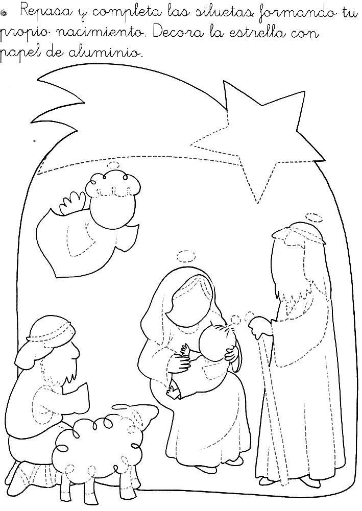 Navidad Preescolar. De Navidad Para Nios De Preescolar. Navidad ...