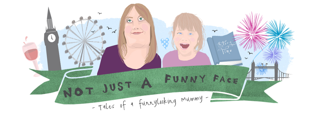 Not Just A Funny Face