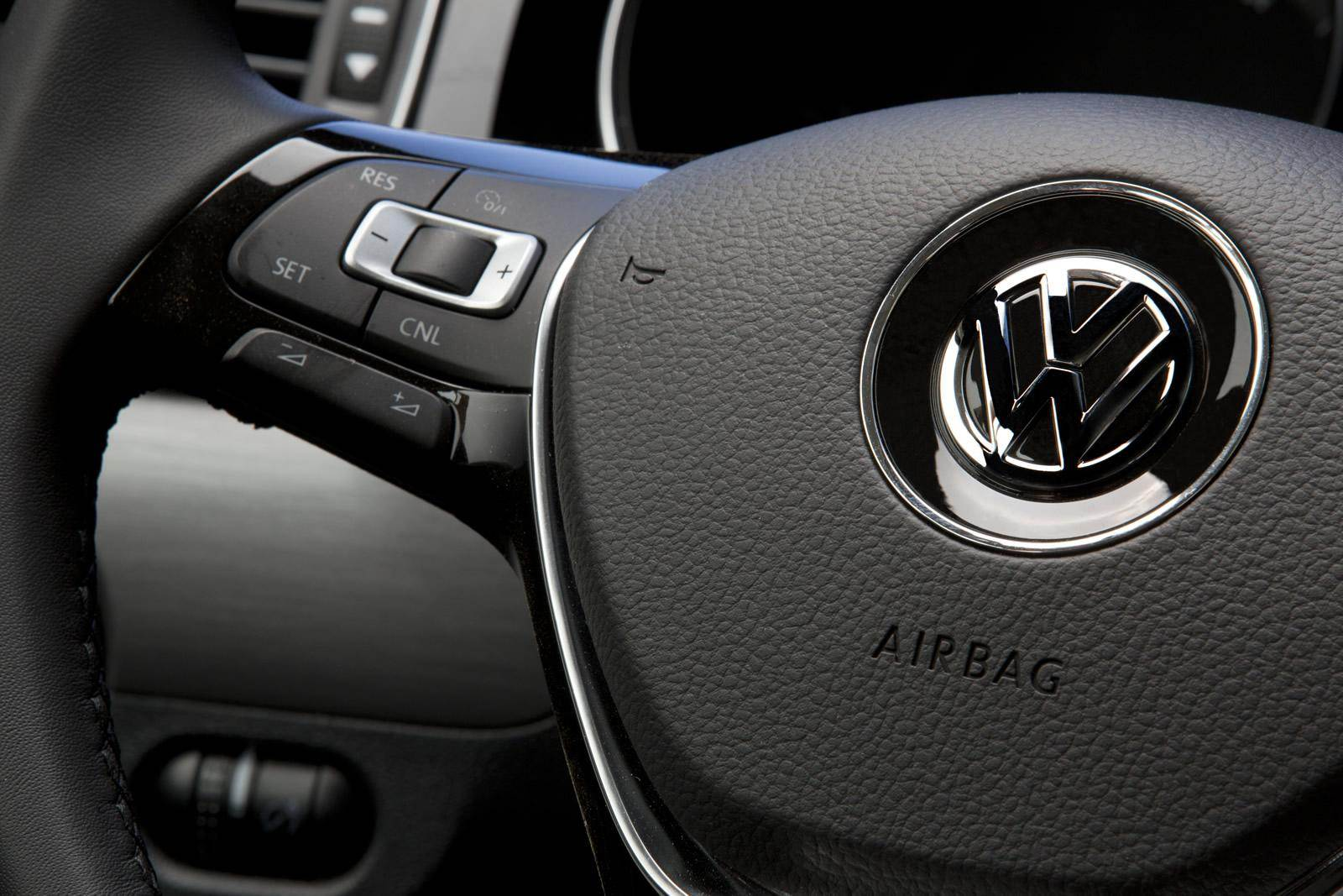 Novo Volkswagen Jetta 2015 - volante
