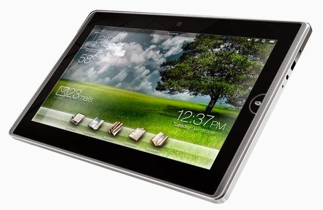Daftar Harga Tablet Asus Terbaru Juni 2014
