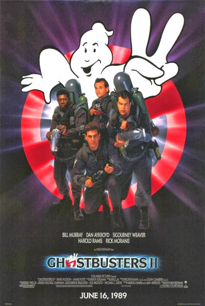 Ghostbusters 1984 Hindi Dubbed Dual Audio BRRip 720p