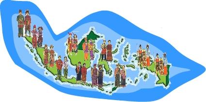 Gambar Suku Bangsa Di Indonesia