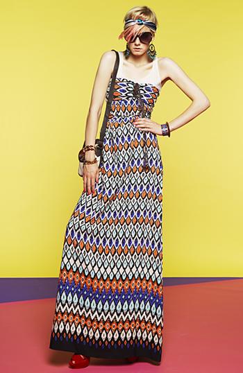 maxi vestidos verano 2011