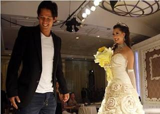 Irfan Bachdim, Jenifer Kurniawan Menikah