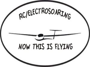 Le logo du blog de l'electrosoaring