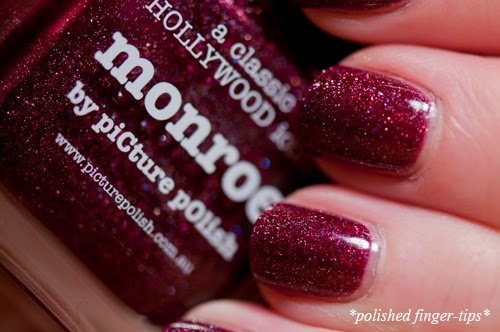 Picture Polish Monroe - artificial light