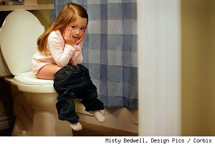 How to potty train a 4 year girl video