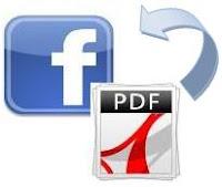 archivos PDF en Facebook