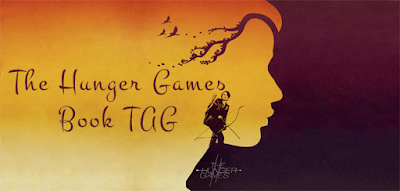 The Hunger Games BookTag