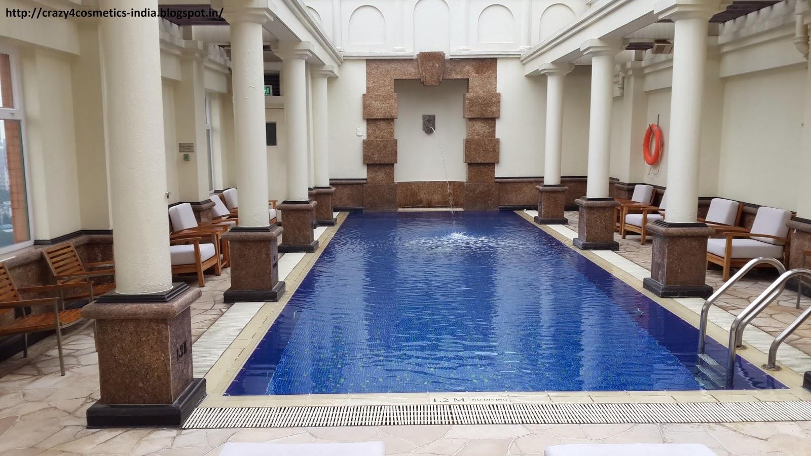 Eaton Hotel Hongkong Swimming Pool