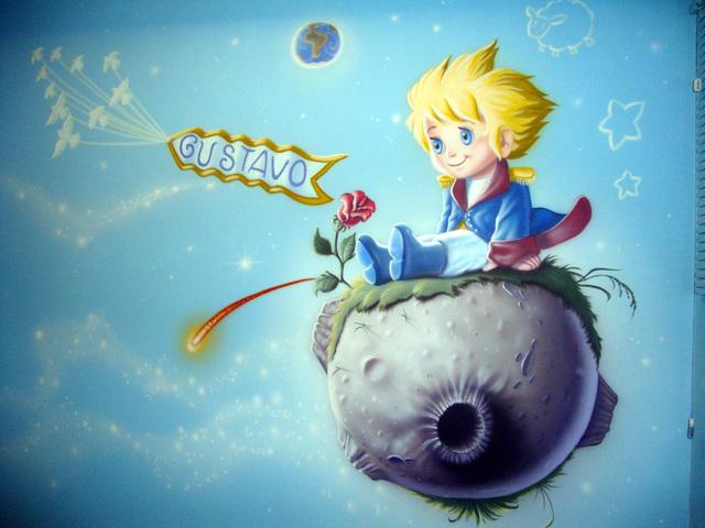 Quarto Infantil O Pequeno Principe ~ Meu Pequeno Principe Id?ias de decora??o