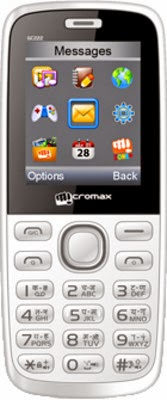 Buy Micromax GC222 (CDMA+GSM) Rs 2,450 at Snapdeal