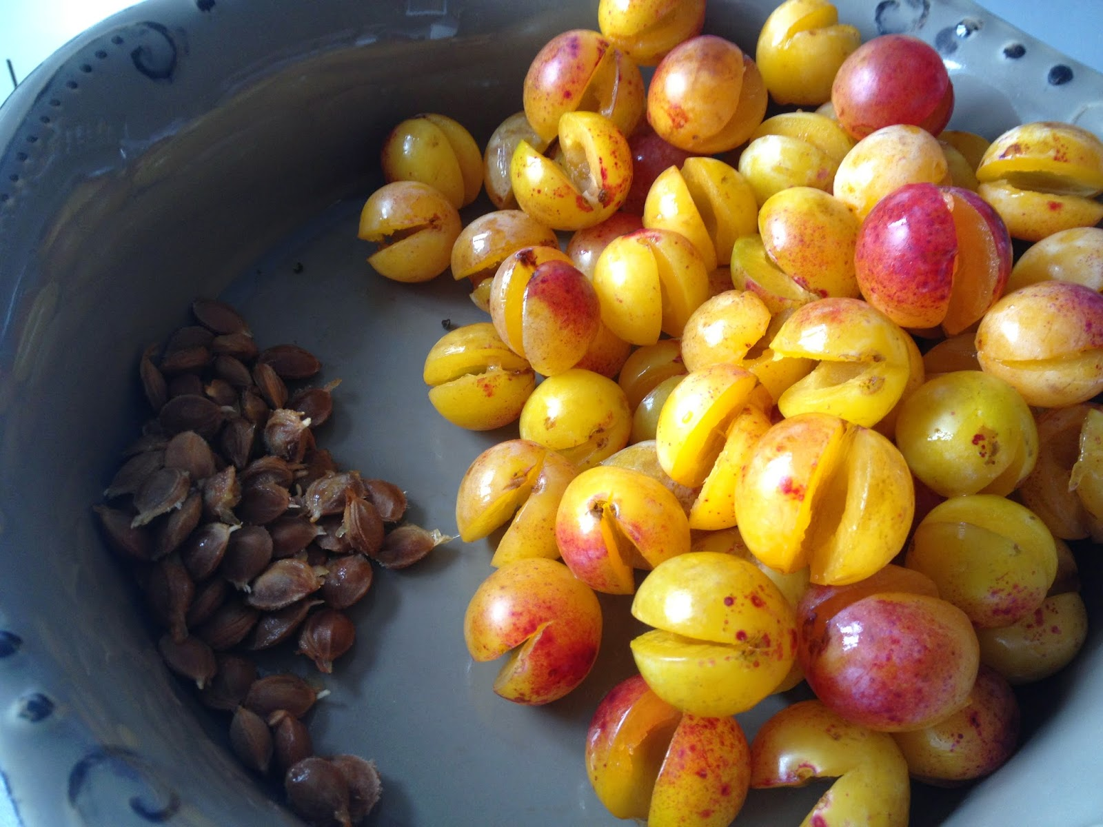 fruit avec noyau gallery of le mangoustan est un fruit arrondi de la taille duune mandarine sa. Black Bedroom Furniture Sets. Home Design Ideas