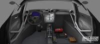 Pagani Zonda R GTR3 renders 6