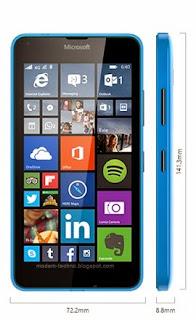 Nokia Lumia 640 LTE WCDMA GSM US Cricket