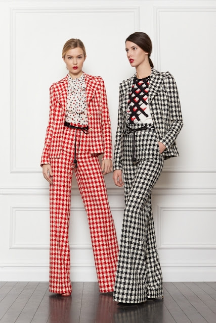 Fashion Collections: Carolina Herrera Pre Fall 2013 Collection