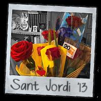 Sant Jordi 2013 (by x_luka)