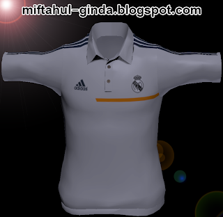 Polo & Jacket Manager Real Madrid 13-14 By Ginda01