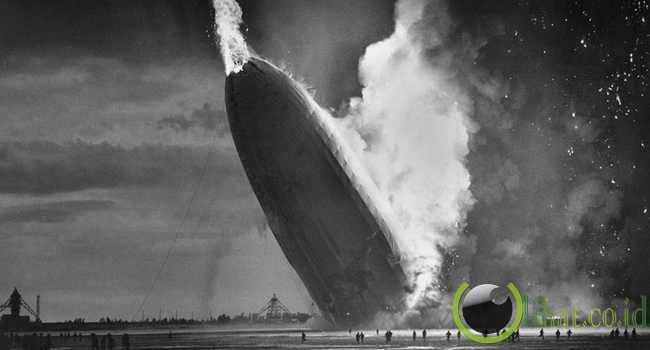 Bencana hindenberg 1937