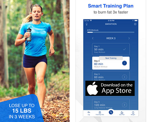 Fitness App of the Month - Running: Run for Weight Loss