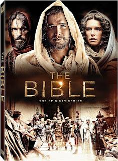 Roma Downey, Mark Burnett, Twentieth Century Fox Home Entertainment, HISTORY Channel, Christian movies