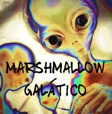 Marshmallow Galático
