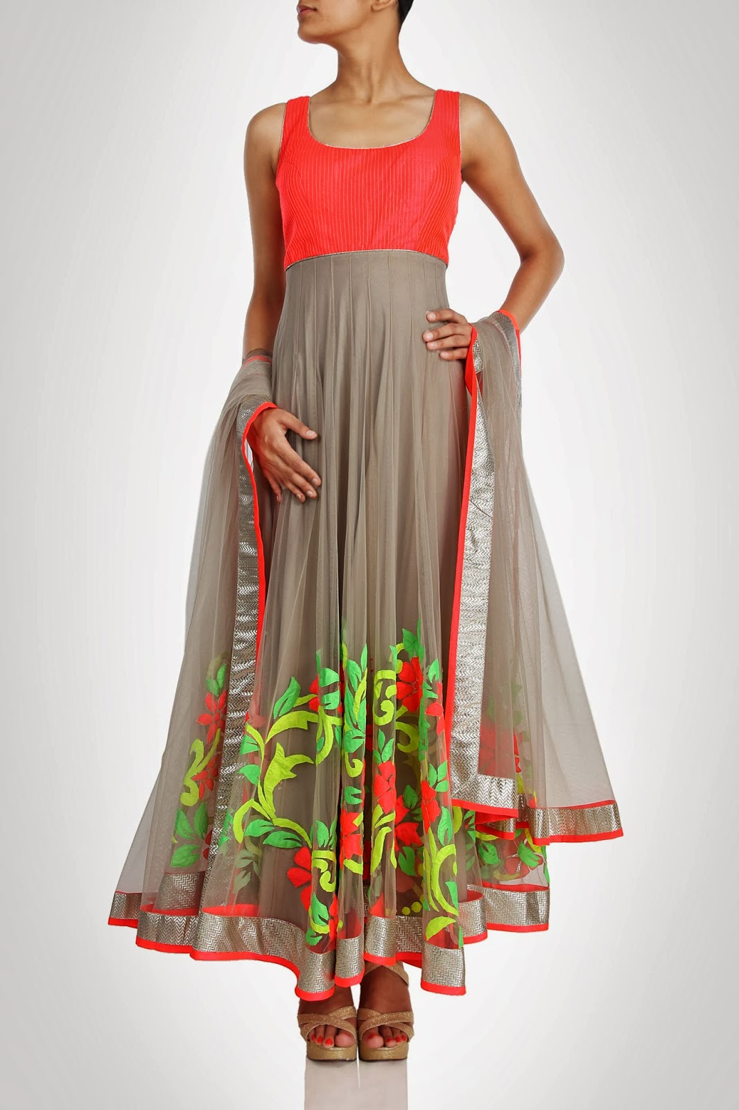 the best wedding dresses 2013 by seema gujral sketch