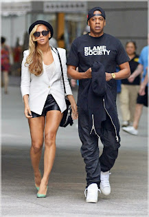 Celebs Out & About: Beyonce and Jay