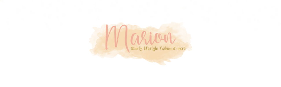 ItsMarion - Beauty, Lifestyle & more !