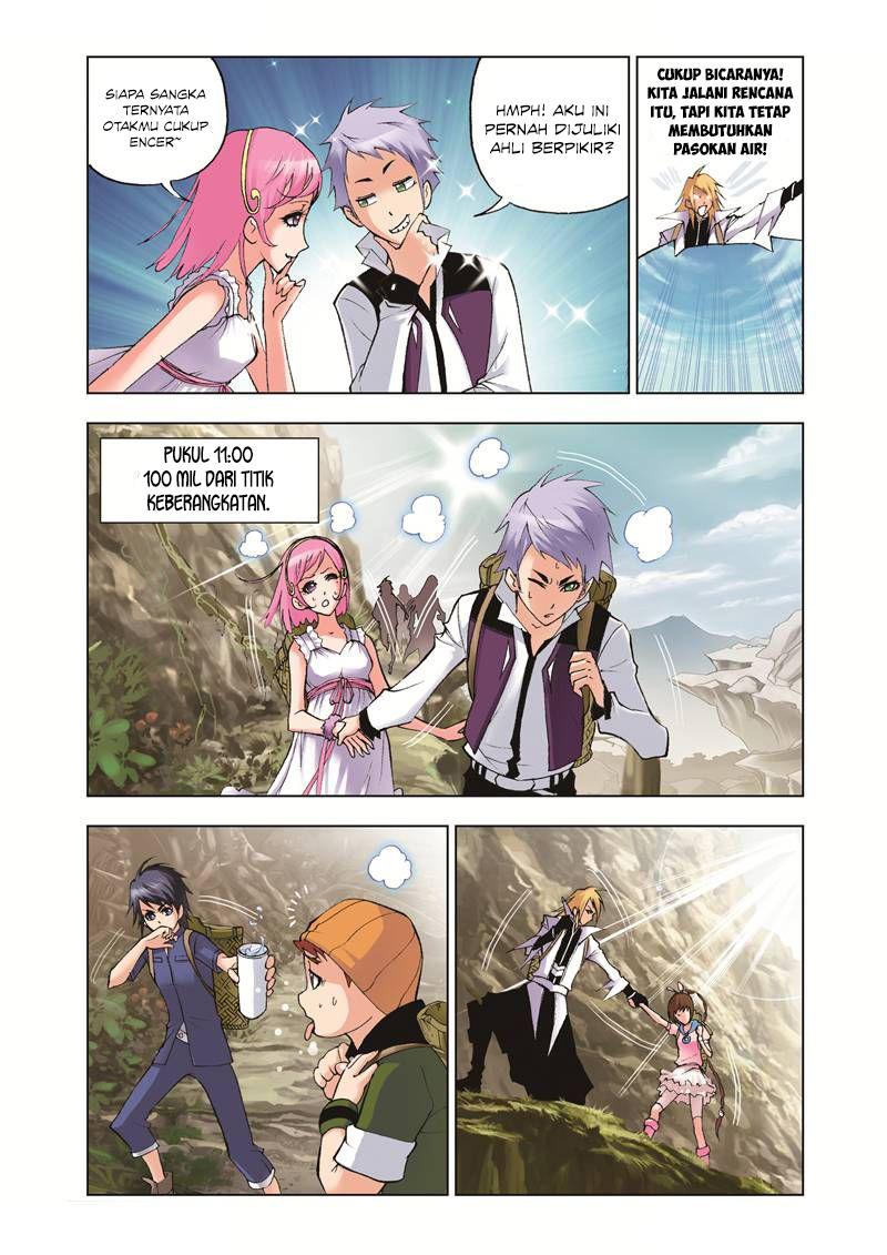 Soul Land Chapter 39