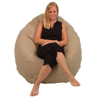 hemp beanbag chair