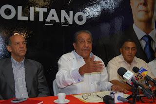 Hipólito Mejía encabezará actividades en Sabana Perdida, Yamasa y el Distrito Nacional.