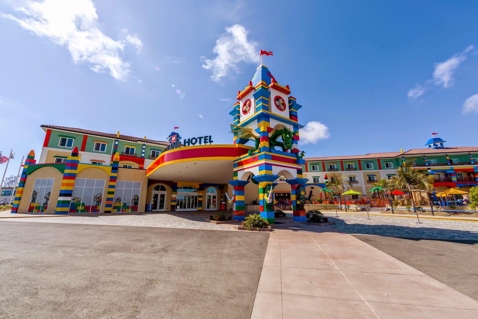 Legoland Hotel em Orlando