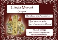 Cinzia Muroni designer