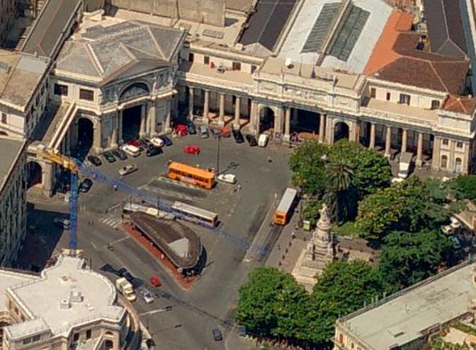 Guida di genova mangiare dormire vedere genova stazione - Genova porta principe ...
