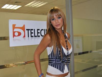 Tamara Gorro,  concursante de Mira Quien Salta