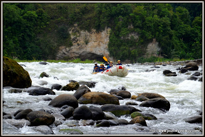 White Water Rafting Adventure CDO