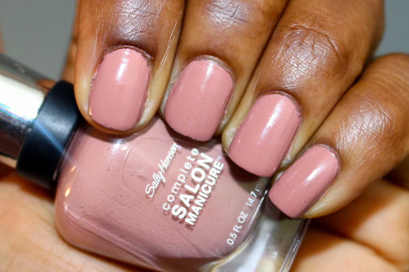 Manicure Monday - Mudslide - The Gabe Fix by Gabrielle Flowers