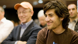 Internet activist Aaron Swartz commits suicide