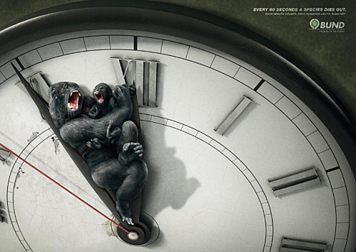 WWF Campagne publicitaire