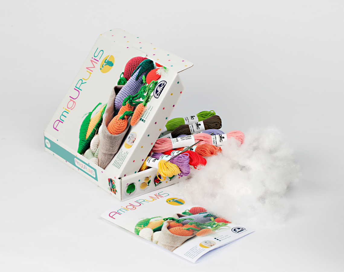 Comprar Kit Amigurumi Dmc : O Blog da DMC: Novos kits de amigurumi
